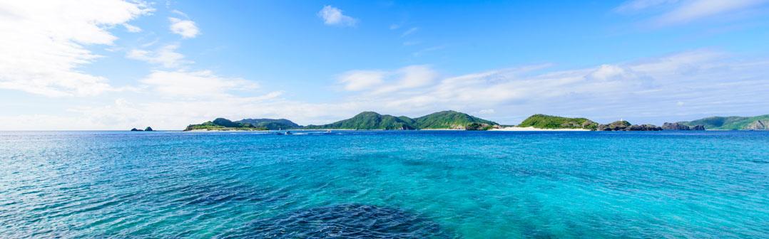 沖縄は一年を通じて過ごしやすい気候。スギ花粉ともサヨナラ!!