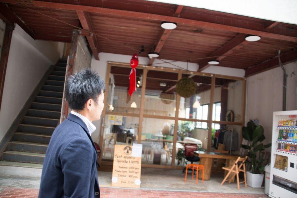 日南市・マーケティング専門官・田鹿倫基さん